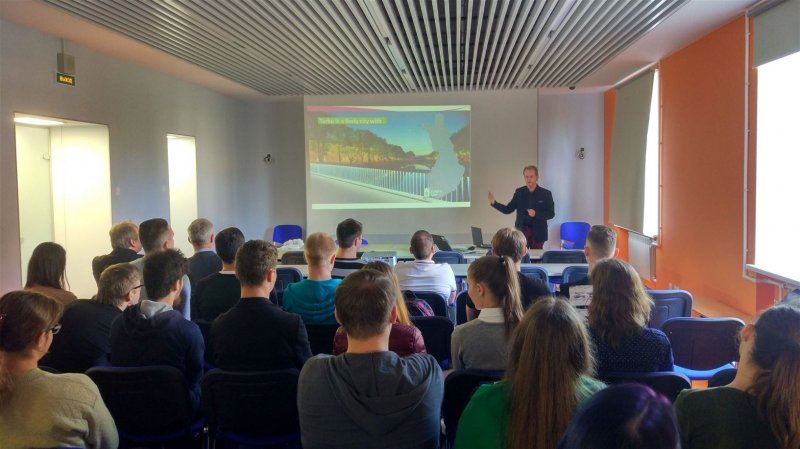Research and Practice Seminar at SUAI by Turku University of Applied Sciences (TUAS)